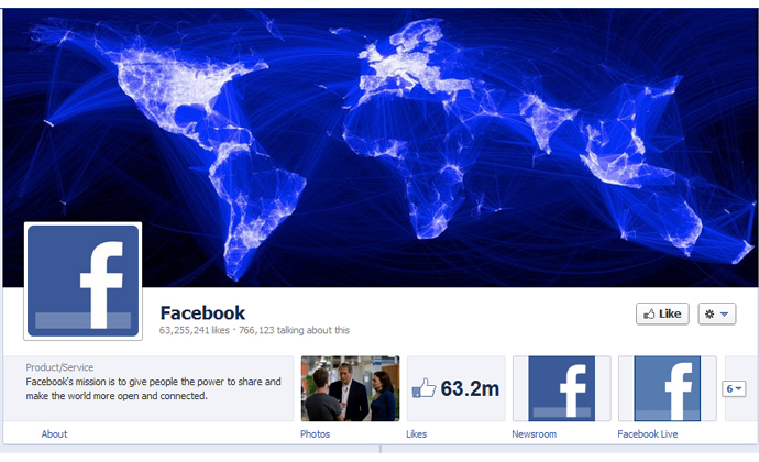 1 40 brands using Timeline Cover Photos on Facebook Pages