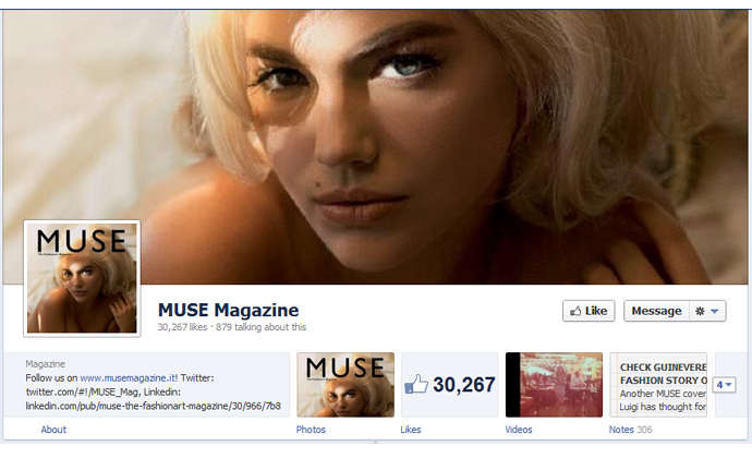 14 40 brands using Timeline Cover Photos on Facebook Pages