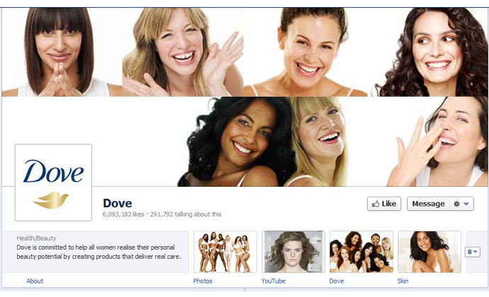 27 40 brands using Timeline Cover Photos on Facebook Pages