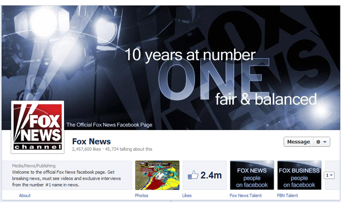 3 40 brands using Timeline Cover Photos on Facebook Pages