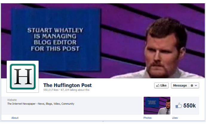 31 40 brands using Timeline Cover Photos on Facebook Pages