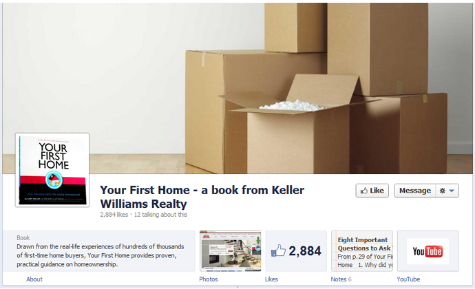 38 40 brands using Timeline Cover Photos on Facebook Pages