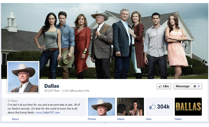 39 40 brands using Timeline Cover Photos on Facebook Pages