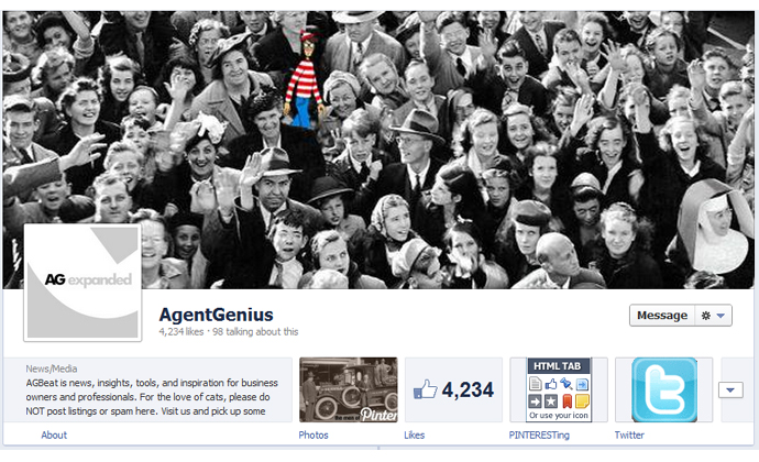 40 40 brands using Timeline Cover Photos on Facebook Pages