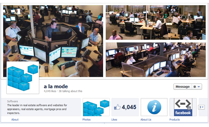 8 40 brands using Timeline Cover Photos on Facebook Pages