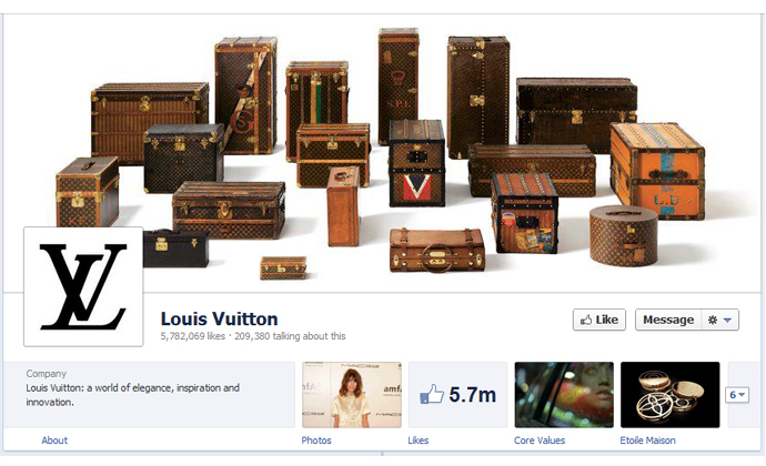 9 40 brands using Timeline Cover Photos on Facebook Pages