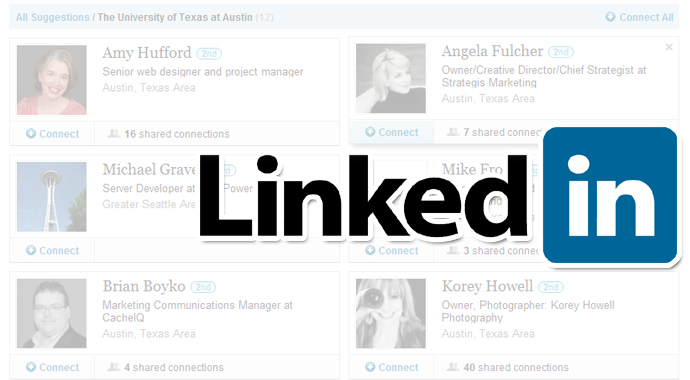 linkedin Updated LinkedIn feature makes connecting easier