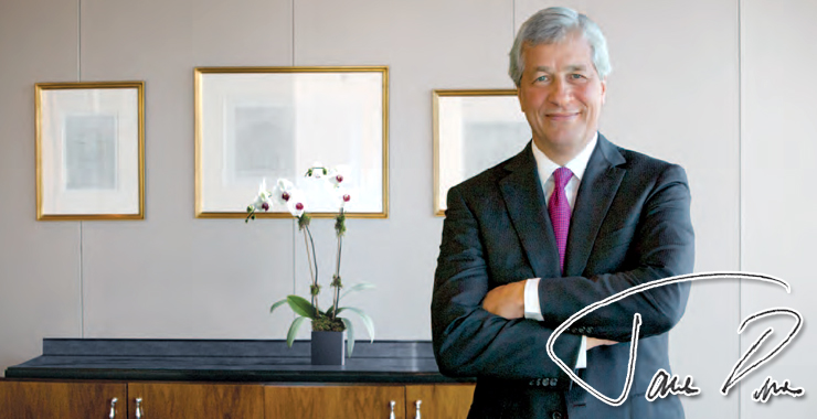 jamie dimon chase bank Chase CEO opines on the mortgage crisis and the future of housing