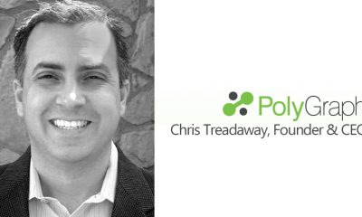 Chris Treadaway, Founder and CEO of Polygraph Media