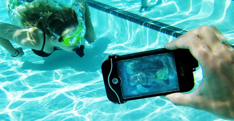 iphone scuba diving