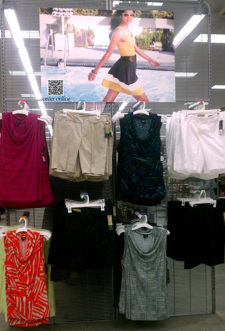 qr code retail marketing