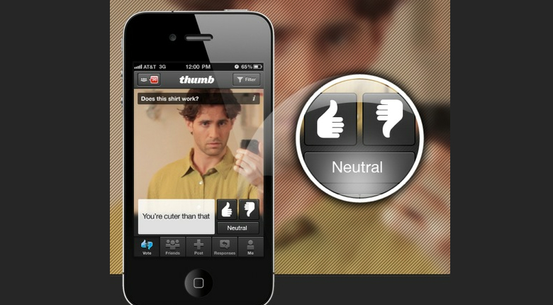 thumb 3.0 - social network for opinions