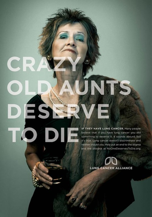 lung alliance ad campaign