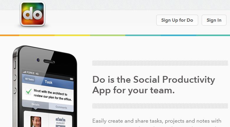 do productivity app