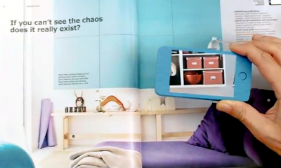 IKEA catalog 2013 augmented reality