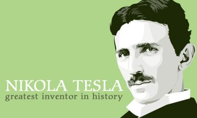 Nikola Tesla Day, July 10th