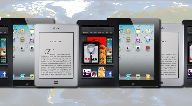 tablets taking over the world