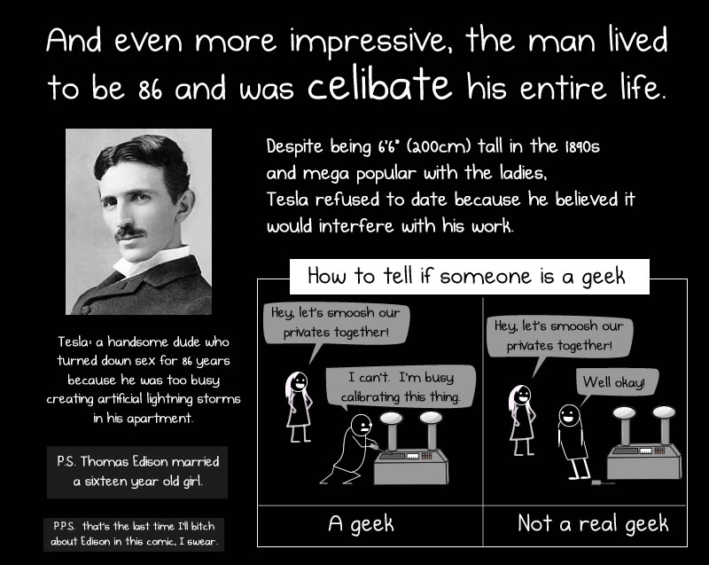 tesla8 Nikola Tesla Day: most genius geek in history