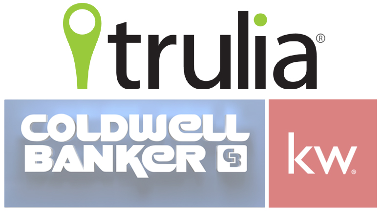 trulia kw cb Keller Williams, Coldwell Banker to pull listings from Trulia?