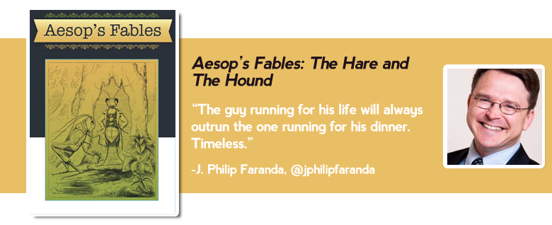 aesops fables book Top 15 must read business books