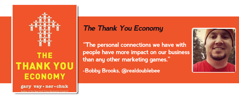thank you economy Top 15 must read business books
