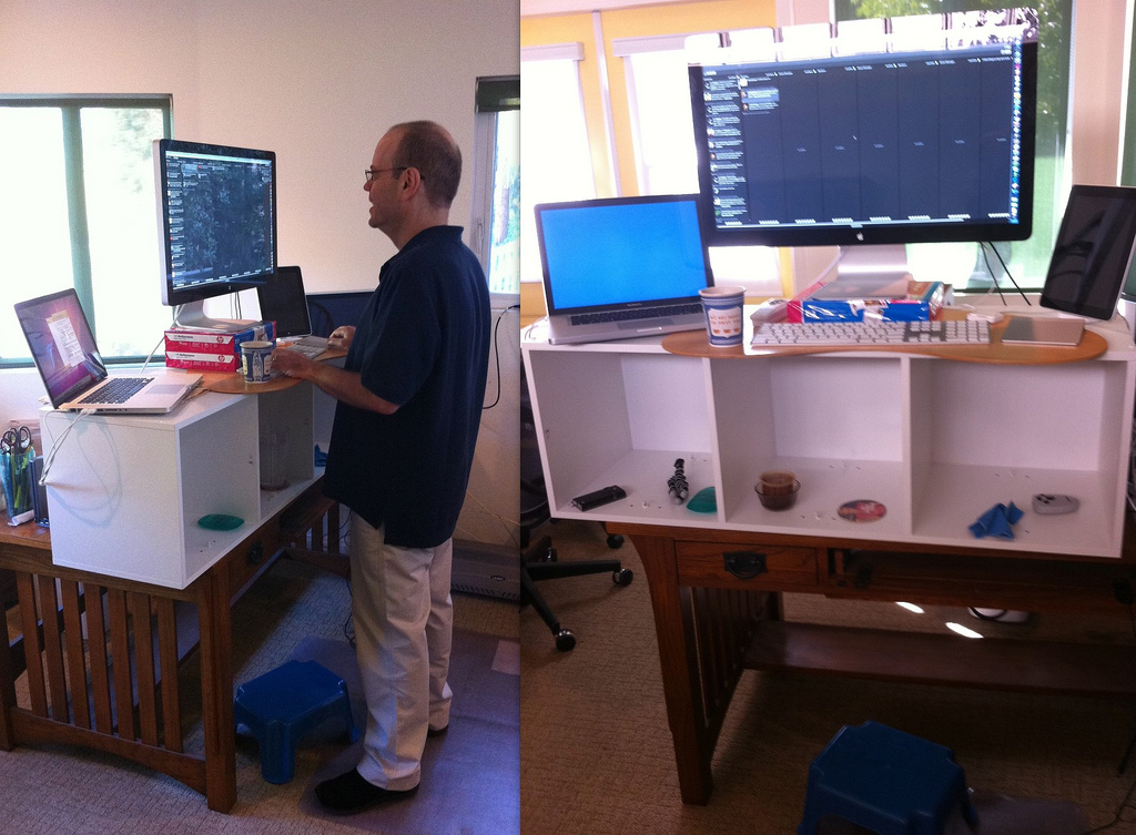 The Stand Up Desk Craze What Is It And How Can You Try