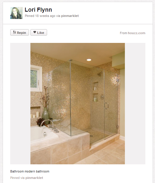 bathroom Home buyer must haves: Pinterest edition