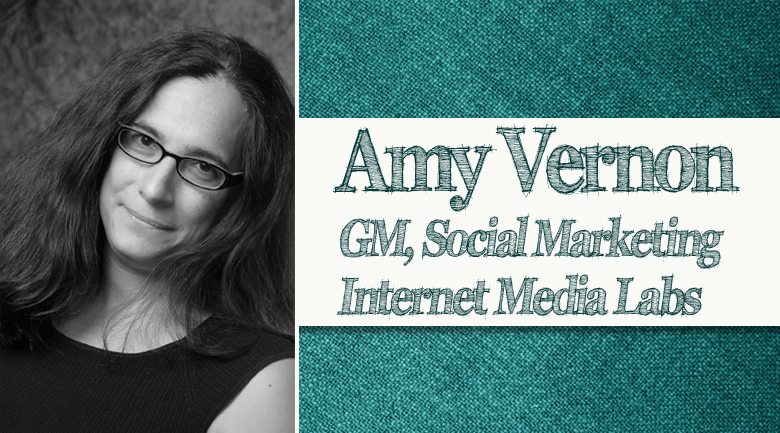 Amy Vernon, Social  Marketing