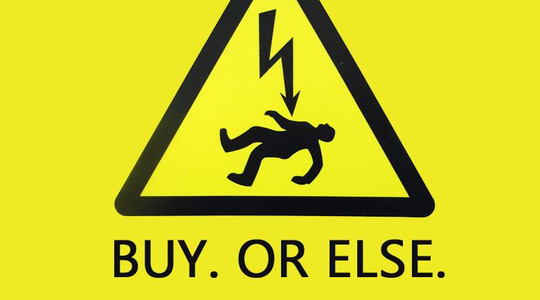 How Aggressive Marketing Tactics Can Backfire On