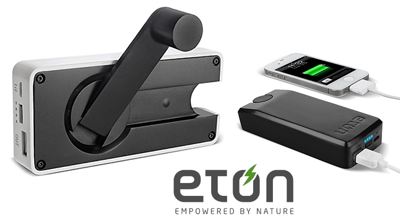 Hand Crank Charger For Iphone