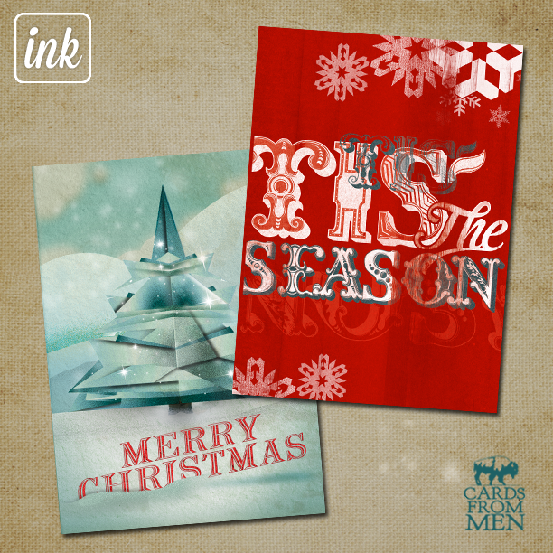 sincerely ink cards christmas Sincerely Ink Cards: gorgeous cards sent from phone to mail in days