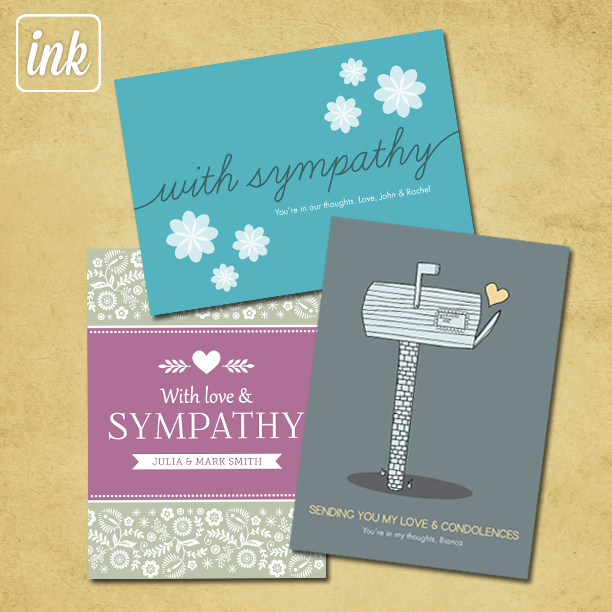 sincerely ink cards