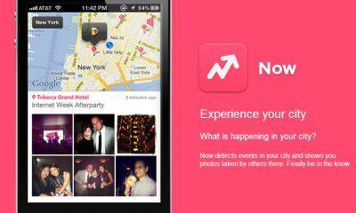 NOW app