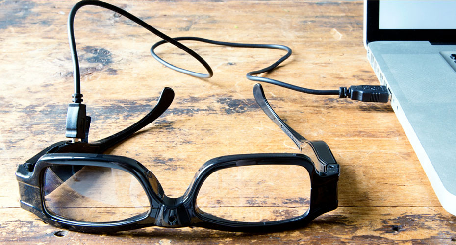 camera glasses 2 HD video camera glasses: hands free videography