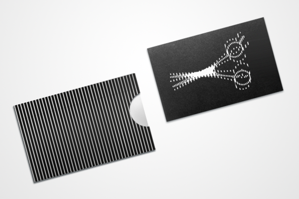 5 fresh ingenious business card concepts agbeat creative business card reheart Image collections