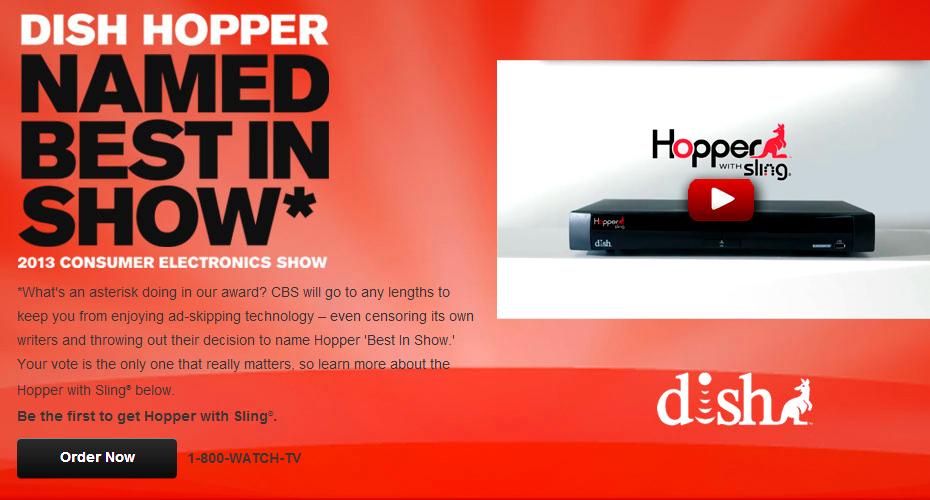 dish hopper