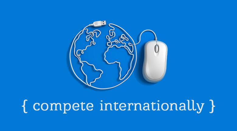 international competitors