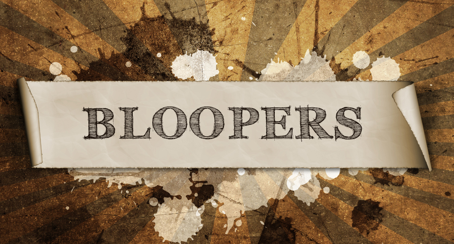 marketing bloopers