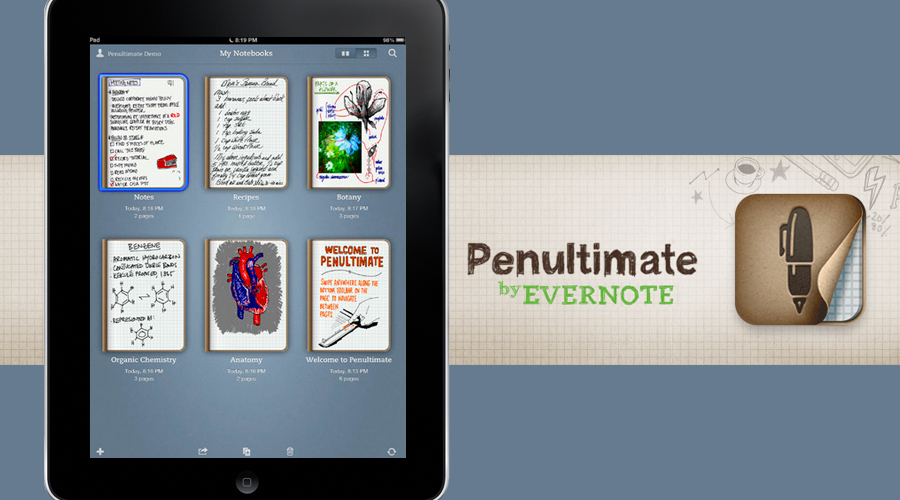 penultimate by evernote