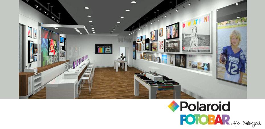 polaroid fotobar