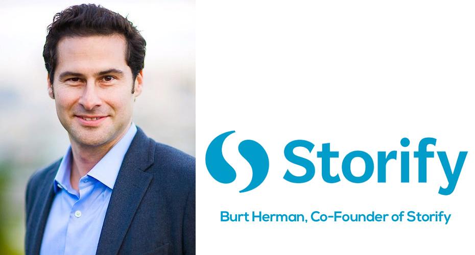 storify cofounder burt herman