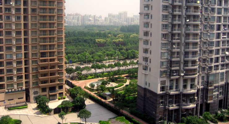 Apartment Rentals In China