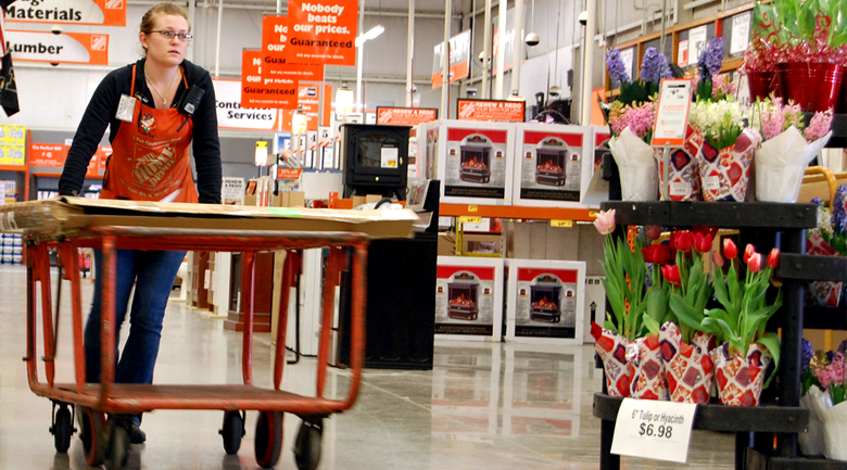 Home Depot hiring 80000 seasonal workers AGBeat