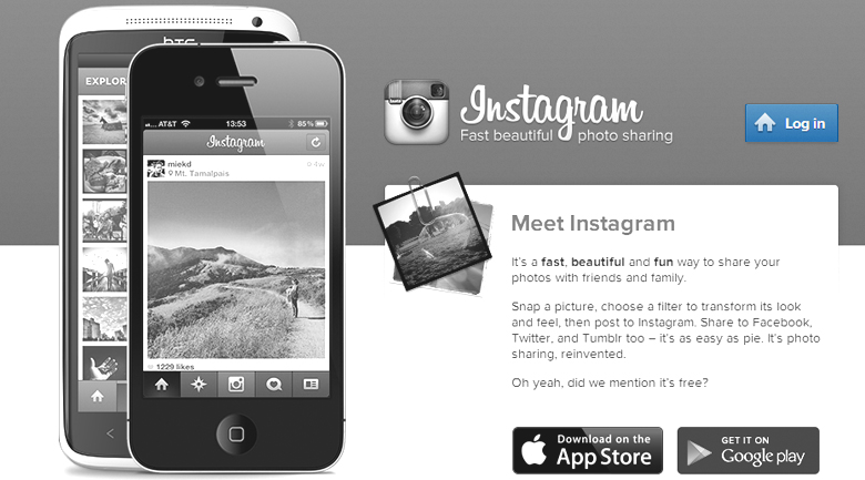 instagram login Instagram no longer mobile only: view, interact via web now