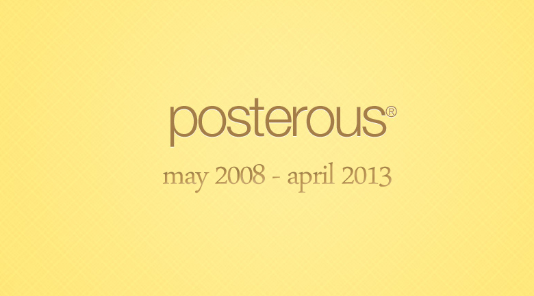 posterous1 Posterous shuts down in April: how to back up your account