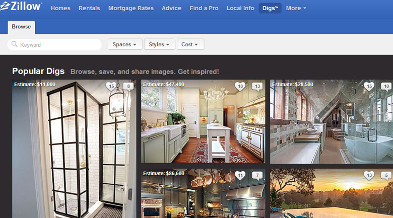 zillow-digs