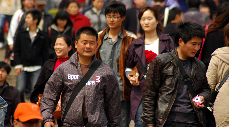 employment in china