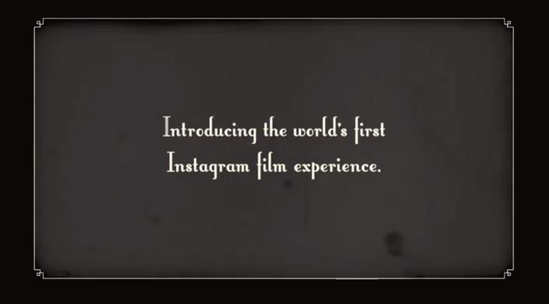 instagram film