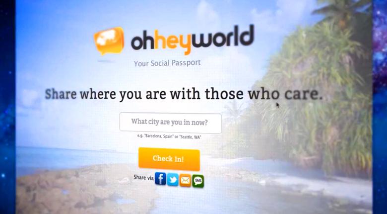 oh hey world
