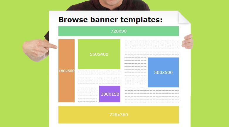 fotor banner template